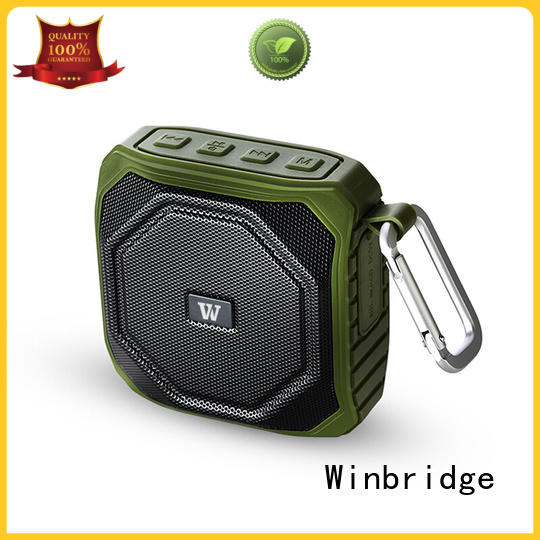 Winbridge mini loudest bluetooth speaker winbridge for
