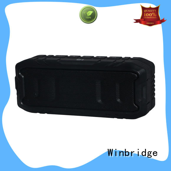 mini best portable bluetooth speaker with touch panel for home