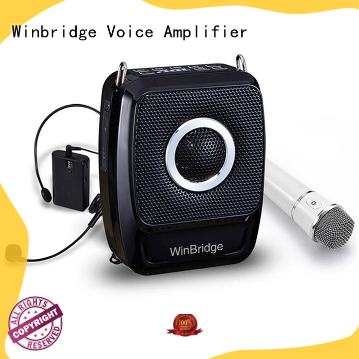 watts voice amplifier device waistband teacher