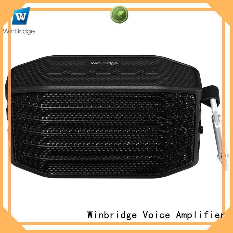 Winbridge hifi best portable bluetooth speaker manufacturer for home