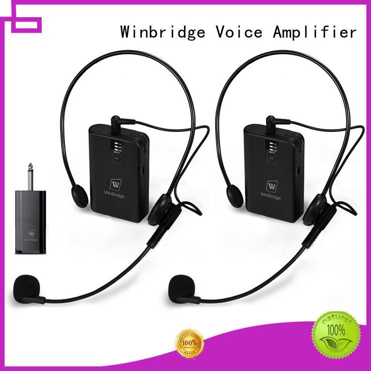 winbridge teacher Winbridge Brand winbridge voice amplifier