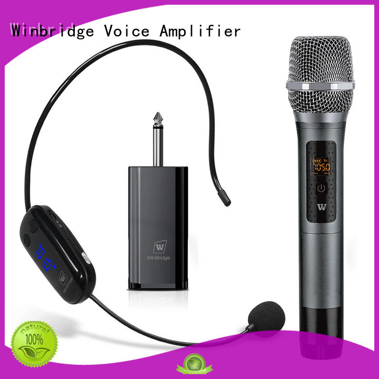 wholesale wireless mic supplier for speech