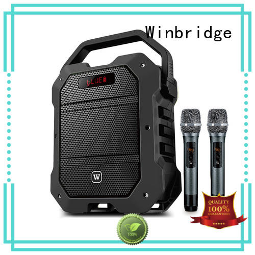 multifunctional karaoke microphone and speaker factory for dance