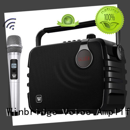 speaker karaoke winbridge multifunctional Winbridge Brand company