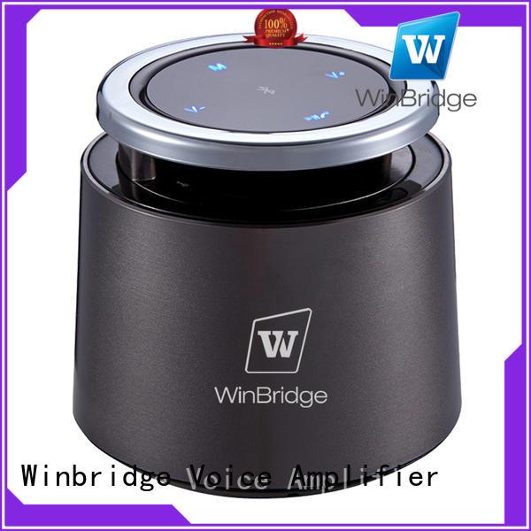 Winbridge speaker compare bluetooth speakers panel for