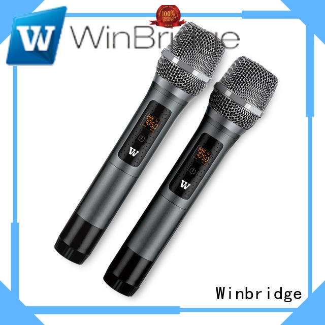 uhf wireless lapel microphone with receiver microphone system for speech