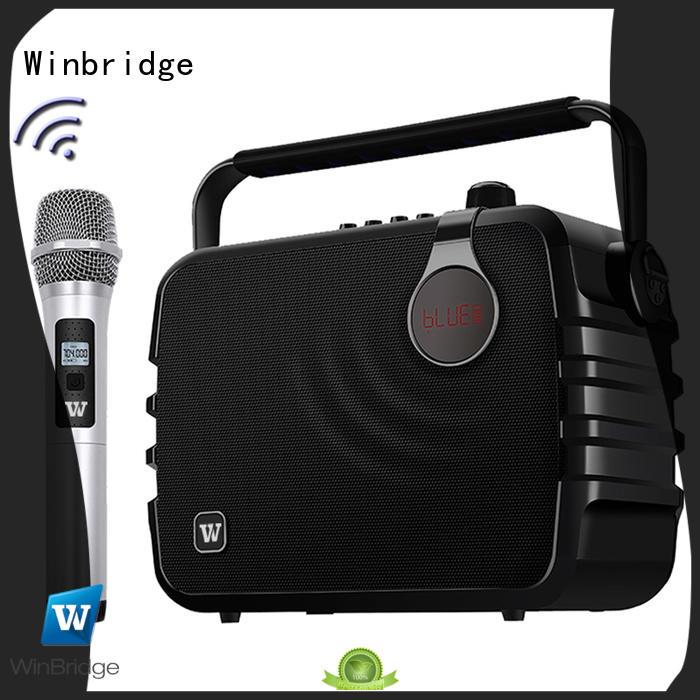 loudspeaker karaoke speaker dual for