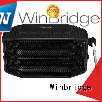 hands-free call wireless pocket bluetooth speaker Winbridge Brand company