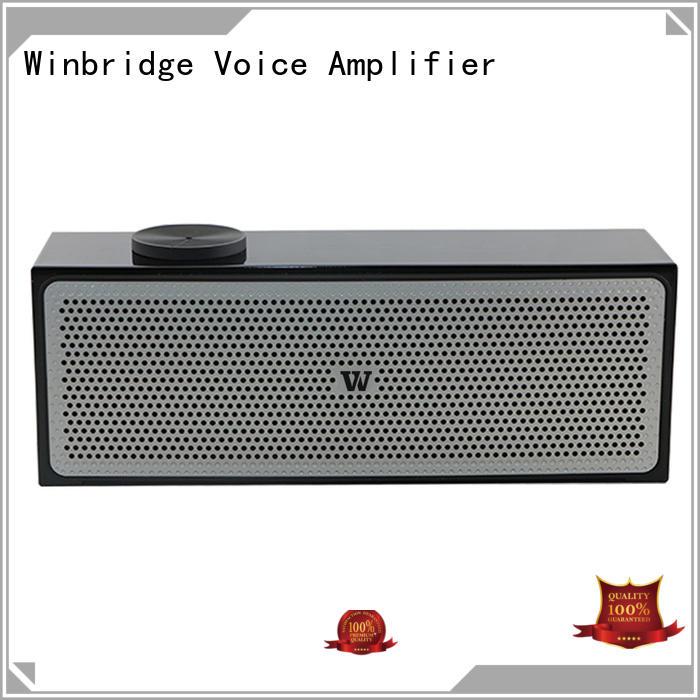 cheap bluetooth speakers winbridge Bulk Buy touch Winbridge