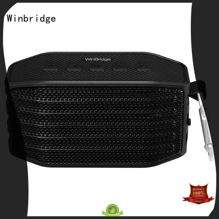 Winbridge best wireless bluetooth speakers supply for party