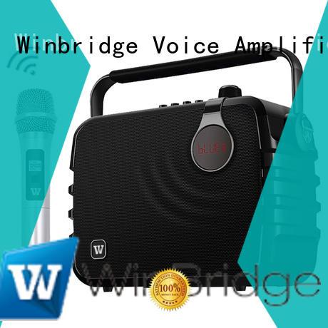 outdoor bluetooth karaoke speaker manufacturer for dance