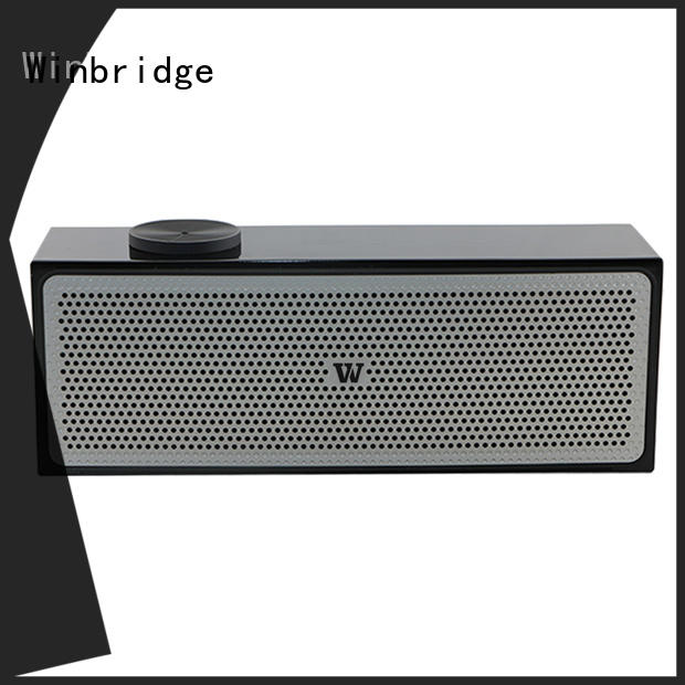 large bluetooth speakers high end for party Winbridge