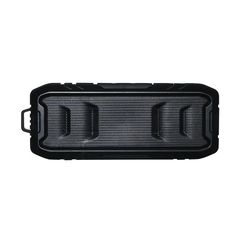 Winbridge mini bluetooth speaker box with touch panel for cafe-2