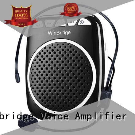 Winbridge player best portable voice amplifier for teachers company for teacher