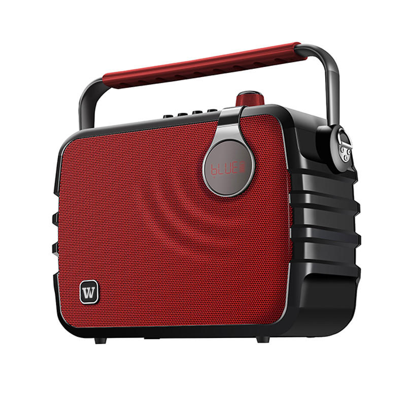 Winbridge karaoke microphone and speaker maker for dance-2