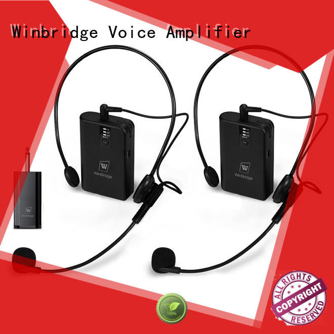 Winbridge best wireless microphone supply for karaoke