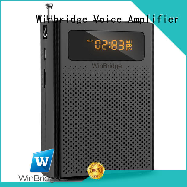 Winbridge voice amplification devices manufacturer for sale