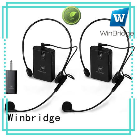 winbridge voice enhancer supplier for speech