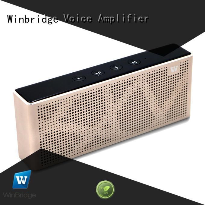 best wireless bluetooth speakers winbridge for Winbridge