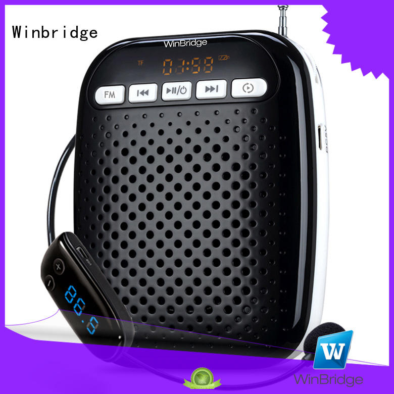 Custom bluetooth voice enhancer winbridge Winbridge