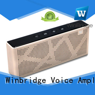 Winbridge best bluetooth speaker company for outdoor hiking