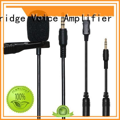 decent range mic wireless headset Winbridge company