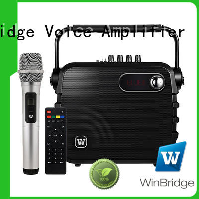 multifunctional karaoke speakers for sale supplier for party Winbridge