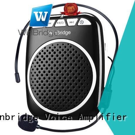 voice amplifier device hot sale for speech Winbridge