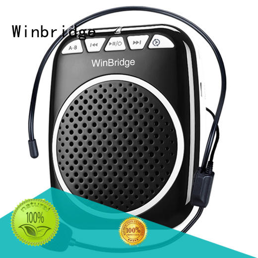 high end mini voice amplifier new for teacher Winbridge