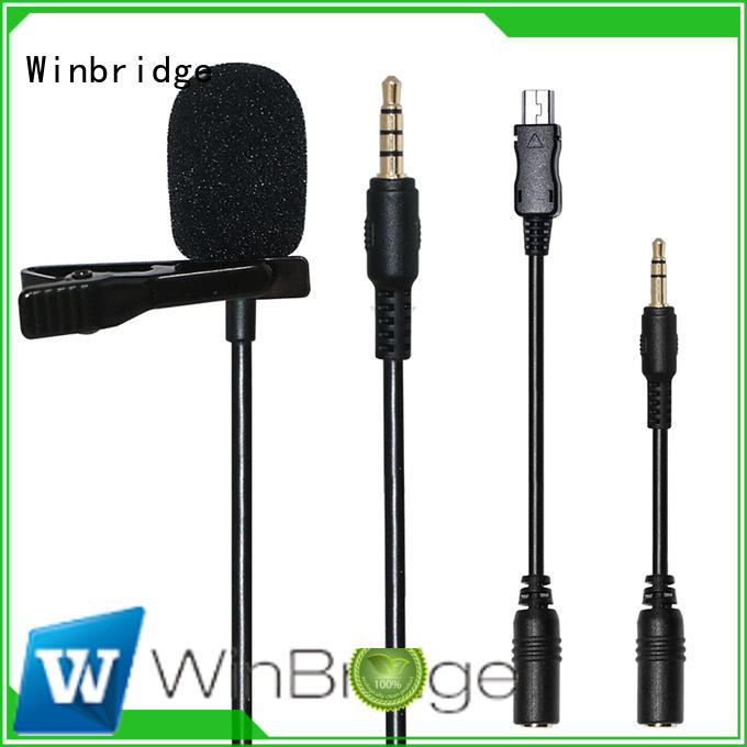 Winbridge best wireless microphone factory for karaoke