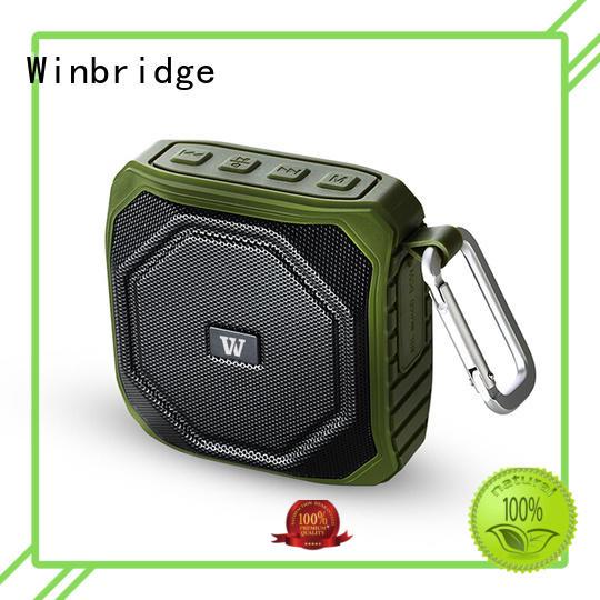 Winbridge outdoor best bluetooth speaker winbridge cafe