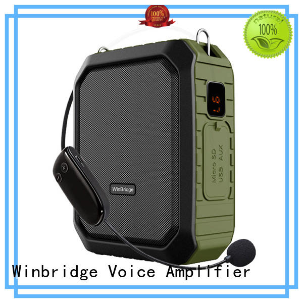 mini bluetooth voice enhancer winbridge Winbridge Brand company