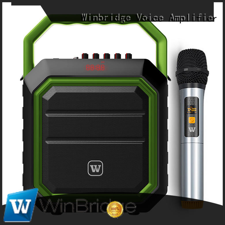 outdoor karaoke speaker with mic supply for dance