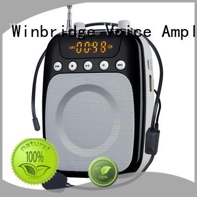 portable mini headset voice enhancer bluetooth Winbridge