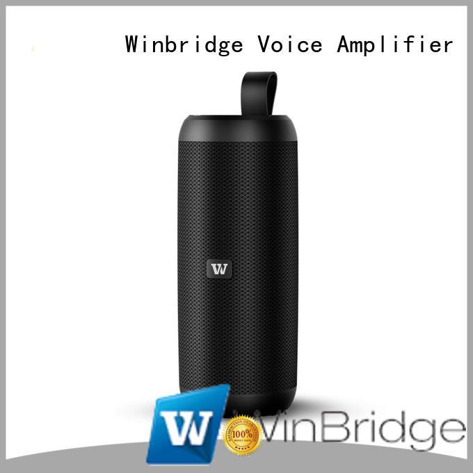 WinBridge 2019 News product BP8 mega sound outdoor portable waterproof wireless blue tooth speaker