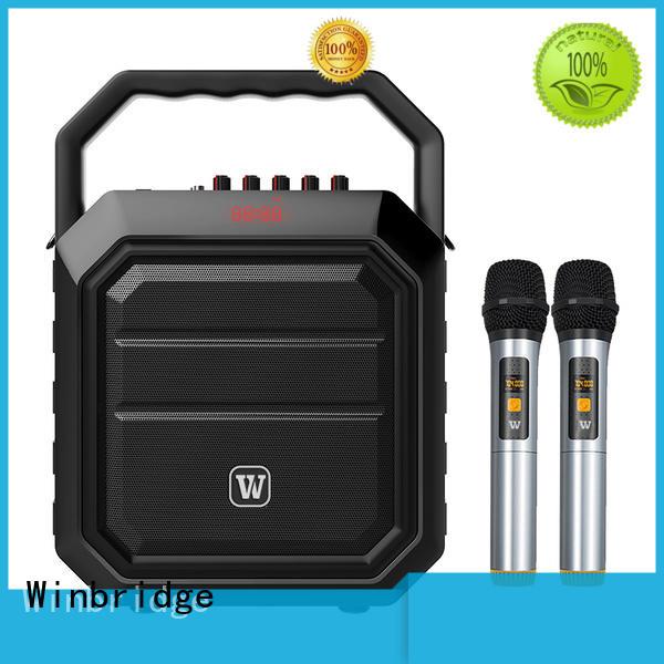 Winbridge Portable PA Speaker manufacturers for sale