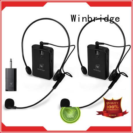 Winbridge Brand bluetooth voice enhancer waterproof factory