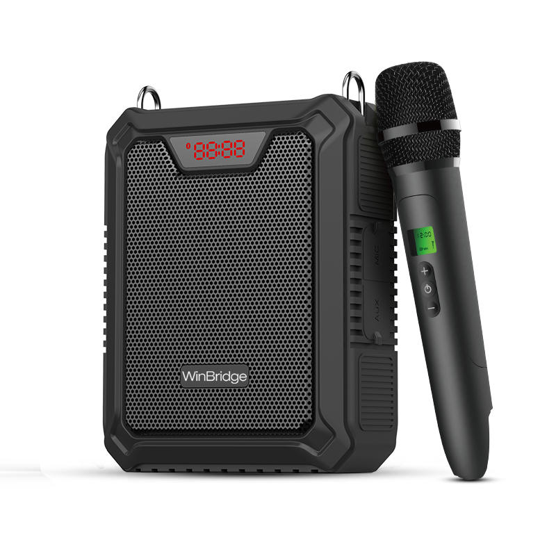 Winbridge personal voice amplifier with wireless microphone wholesale-2