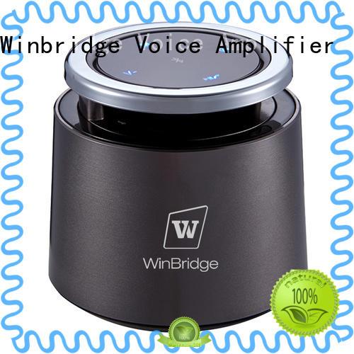 Quality Winbridge Brand touch bluetooth speaker