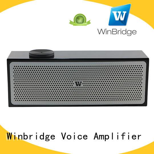 Hot wireless cheap bluetooth speakers winbridge Winbridge Brand