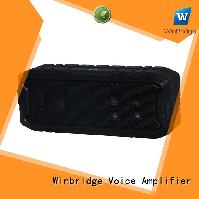 Wholesale mini bluetooth speaker Winbridge Brand