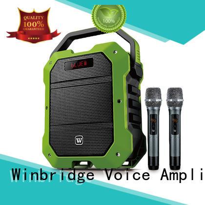 speaker karaoke speaker with microphone microphone for