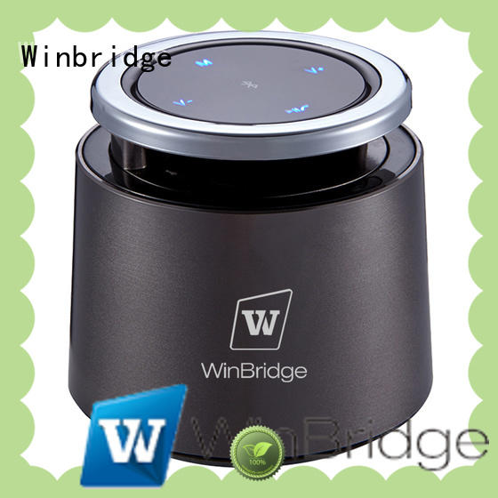 Winbridge subwoofer best mini bluetooth speaker factory for outdoor hiking