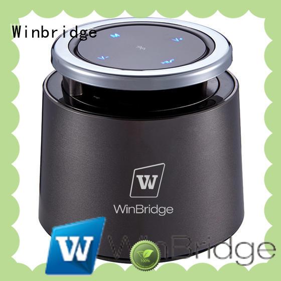 Winbridge subwoofer best mini bluetooth speaker factory for outdoor hiking