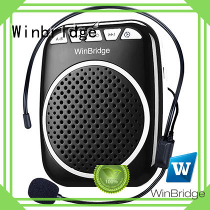 Winbridge mini echo voice amplifier for teacher