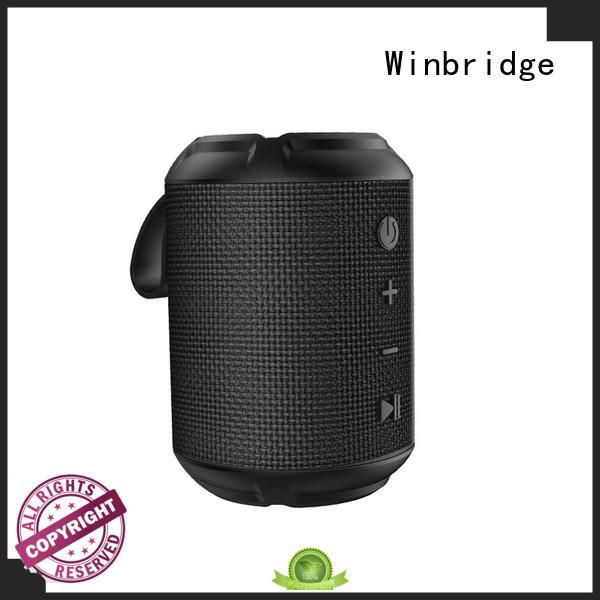 Custom touch bluetooth speaker winbridge Winbridge