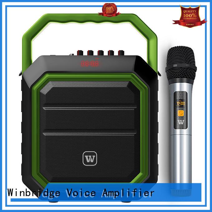 Wholesale winbridge speaker karaoke Winbridge Brand