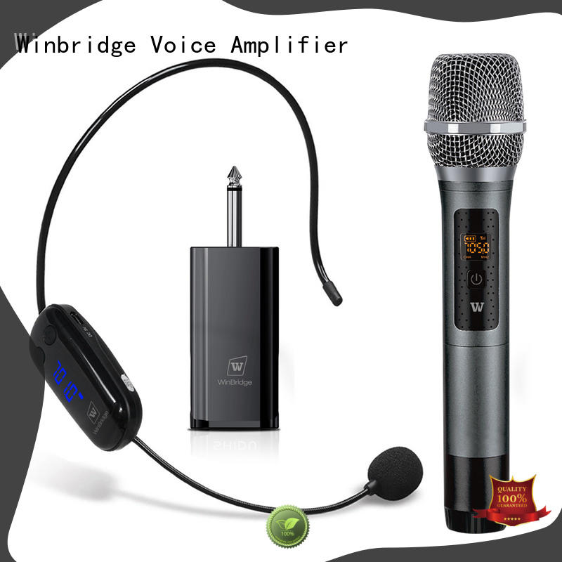 Winbridge best wireless microphone wholesale for sale