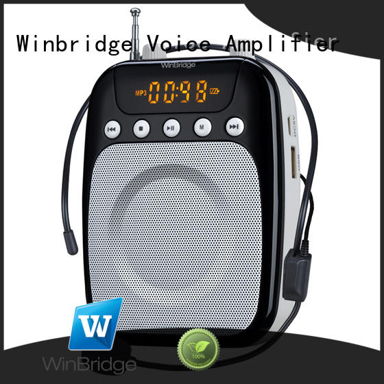 customized voice amplifier for parkinson's disease with waistband wholesale Winbridge