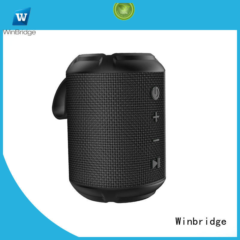 Winbridge best mini bluetooth speaker company for outdoor hiking